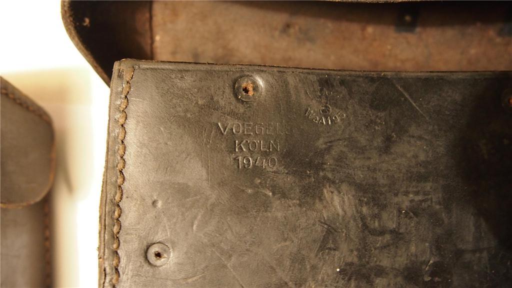 MG42 Tasche Voegele Köln 1940 WaA195